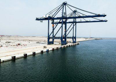 Nueva terminal portuaria del Puerto de Veracruz