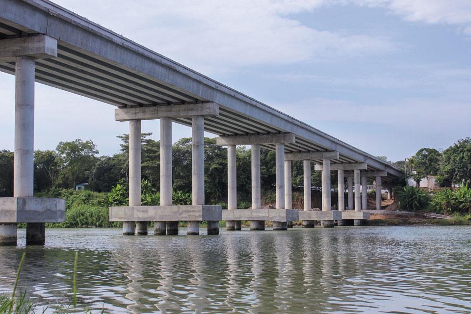 Puente vehicular El Ojite, Tuxpan, Veracruz