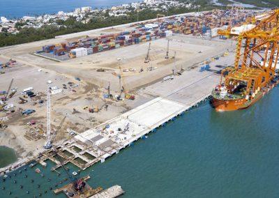 Fases 2 y 3 del Puerto de Manzanillo