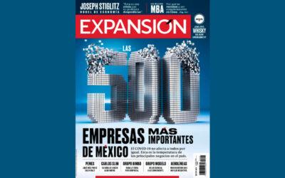 Grupo Indi entre las 500 empresas más importantes de México