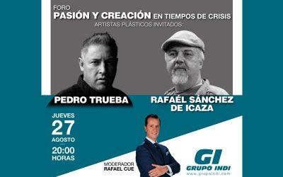 Foro: Pasión y creación en tiempos de crisis