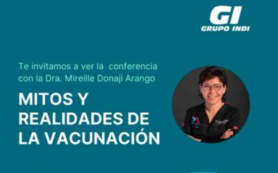 Conferencia: Mitos y realidades de la vacunación