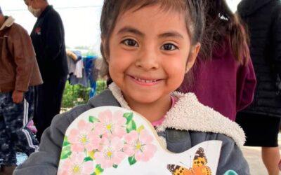 ¡Gracias por participar en la campaña Regalando Sonrisas!