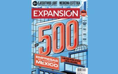 GI entre las 500 empresas más importantes de México