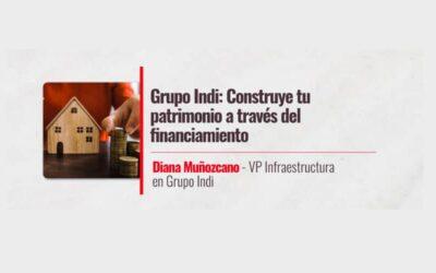 Entrevista con Diana Muñozcano, VP de Infraestructura GI
